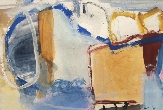 <span class=&#34;artist&#34;><strong>Felice Hodges</strong></span>, <span class=&#34;title&#34;><em>Blue Ridge Hill</em></span>