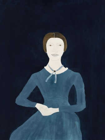 "<span class=""artist""><strong>Kate Boxer</strong></span>, <span class=""title""><em>Emily Dickinson</em></span>"