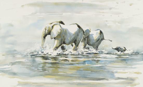 "<span class=""artist""><strong>Julia Cassels</strong></span>, <span class=""title""><em>River Crossing</em></span>"