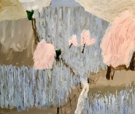 "<span class=""artist""><strong>David Pearce</strong></span>, <span class=""title""><em>Lavender Walk</em></span>"