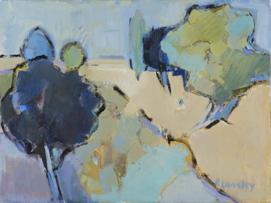 """<span class=""""artist""""><strong>Bridget Lansley</strong></span>, <span class=""""title""""><em>Summer Light</em></span>"""