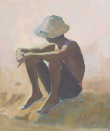 "<span class=""artist""><strong>Clare Granger</strong></span>, <span class=""title""><em>Boy in a Hat</em></span>"
