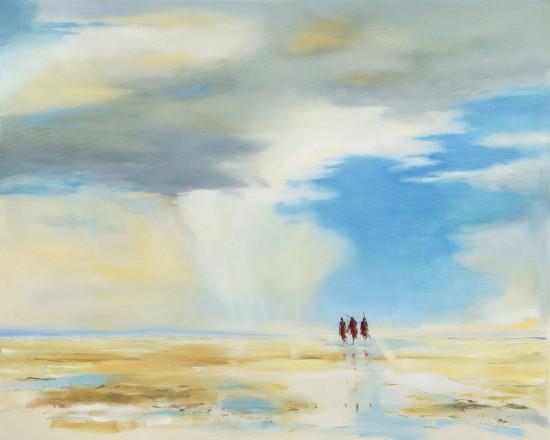 "<span class=""artist""><strong>Julia Cassels</strong></span>, <span class=""title""><em>Out on the Plains</em></span>"