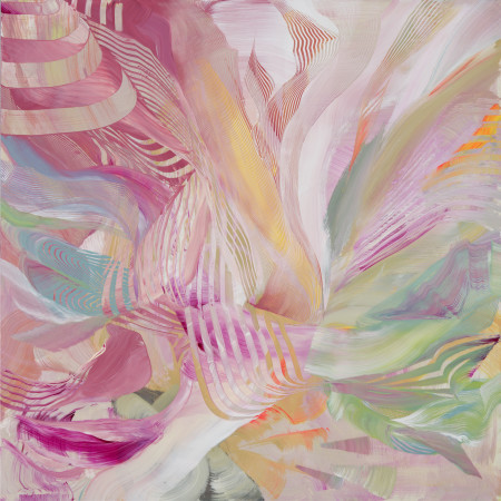 <span class=&#34;artist&#34;><strong>Lorene Anderson</strong></span>, <span class=&#34;title&#34;><em>Swirl and Roil </em>, 2017 </span>