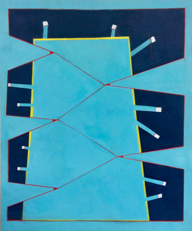 <span class=&#34;artist&#34;><strong>Fran Shalom</strong></span>, <span class=&#34;title&#34;><em>Every Which Way </em>, 2017</span>