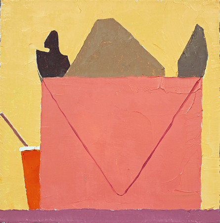 <span class=&#34;artist&#34;><strong>Sydney Licht</strong></span>, <span class=&#34;title&#34;><em>Still Life with Envelope and Box </em>, 2016</span>