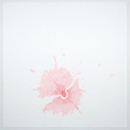 <span class=&#34;artist&#34;><strong>Robert Walden</strong></span>, <span class=&#34;title&#34;><em>Ontological Road Map 040411</em>, 2011</span>