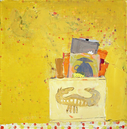 <span class=&#34;artist&#34;><strong>Sydney Licht</strong></span>, <span class=&#34;title&#34;><em>Still Life with a Tea Bags </em>, 2016 </span>