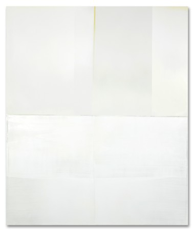 <div class=&#34;artist&#34;><strong>Jeffrey Cortland Jones</strong></div><div class=&#34;title&#34;><em>Station (Moment)</em>, 2014</div><div class=&#34;medium&#34;>enamel, gesso, latex, and graphite on acrylic panel</div><div class=&#34;dimensions&#34;>36 x 30 in.</div>