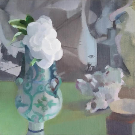 <span class=&#34;artist&#34;><strong>Stephanie London</strong></span>, <span class=&#34;title&#34;><em>Under Surveillance</em>, 2018</span>