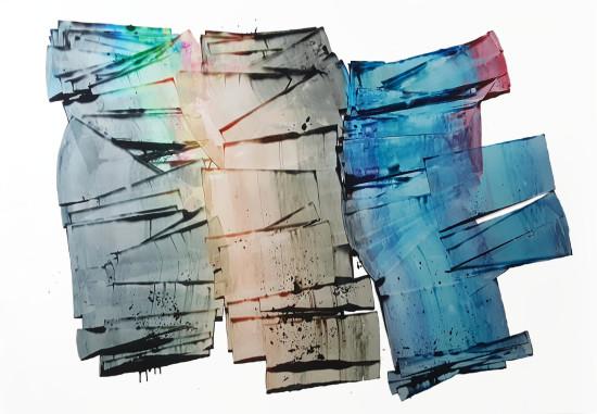 <span class=&#34;artist&#34;><strong>Sarah Irvin</strong></span>, <span class=&#34;title&#34;><em>Gain</em>, 2016</span>