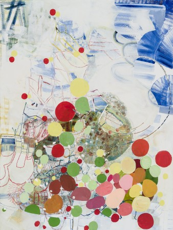 <span class=&#34;artist&#34;><strong>Josette Urso</strong></span>, <span class=&#34;title&#34;><em>On A Dime</em>, 2016</span>