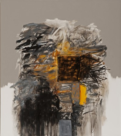 <div class=&#34;artist&#34;><strong>Rocio Rodriguez</strong></div><div class=&#34;title&#34;><em>Wet Cluster</em>, 2015</div><div class=&#34;medium&#34;>oil on canvas</div><div class=&#34;dimensions&#34;>48 x 42 in</div>