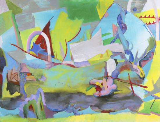 <span class=&#34;artist&#34;><strong>Xiaofu Wang</strong></span>, <span class=&#34;title&#34;><em>Halting Hedge</em>, 2018</span>