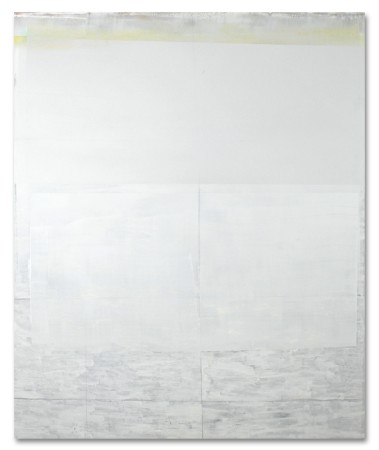 <div class=&#34;artist&#34;><strong>Jeffrey Cortland Jones</strong></div><div class=&#34;title&#34;><em>Fields (Figure)</em>, 2014</div><div class=&#34;medium&#34;>enamel, gesso, latex, and graphite on acrylic panel</div><div class=&#34;dimensions&#34;>36 x 30 in.</div>