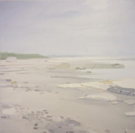 <span class=&#34;artist&#34;><strong>Sara MacCulloch</strong></span>, <span class=&#34;title&#34;><em>Beach, Fog</em>, 2016</span>