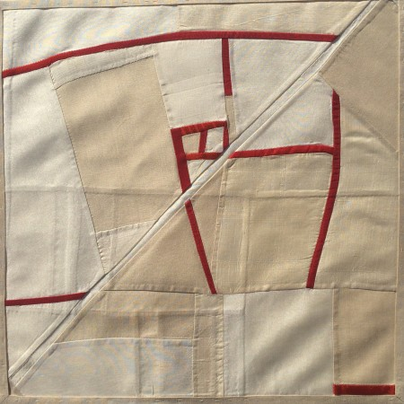 <div class=&#34;artist&#34;><strong>Debra Smith</strong></div><div class=&#34;title&#34;><em>Shifting Meditation #3</em>, 2015</div><div class=&#34;medium&#34;>pieced vintage silk</div><div class=&#34;dimensions&#34;>14.5 x 14.5 in.</div><p><span class=&#34;title&#34;><span class=&#34;title&#34;>framed</span> $1,500<br /></span></p>