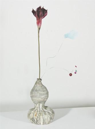<span class=&#34;artist&#34;><strong>Marilla Palmer</strong></span>, <span class=&#34;title&#34;><em>Wasp Waist Vase</em>, 2017 </span>