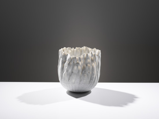 <span class=&#34;artist&#34;><strong>Daniel Fisher</strong><span class=&#34;artist_comma&#34;>, </span></span><span class=&#34;title&#34;>Small Porcelain Flame<span class=&#34;title_comma&#34;>, </span></span><span class=&#34;year&#34;>2018</span>
