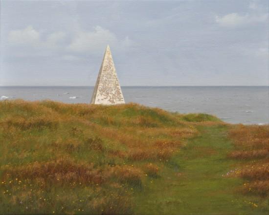 <span class=&#34;artist&#34;><strong>Carl Laubin</strong></span>, <span class=&#34;title&#34;><em>Navigation Marker, Lindisfarne</em></span>