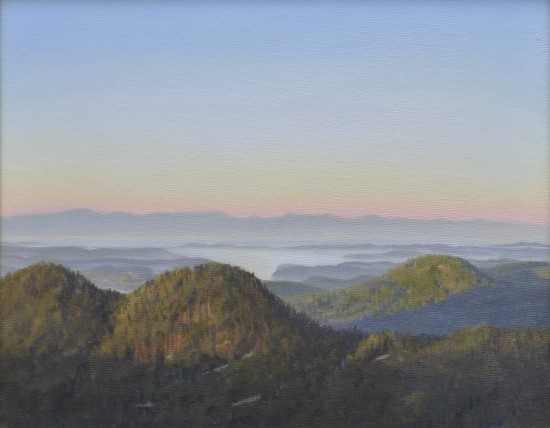 <span class=&#34;artist&#34;><strong>Carl Laubin</strong></span>, <span class=&#34;title&#34;><em>The San Juan Islands from Mount Constitution 2</em></span>