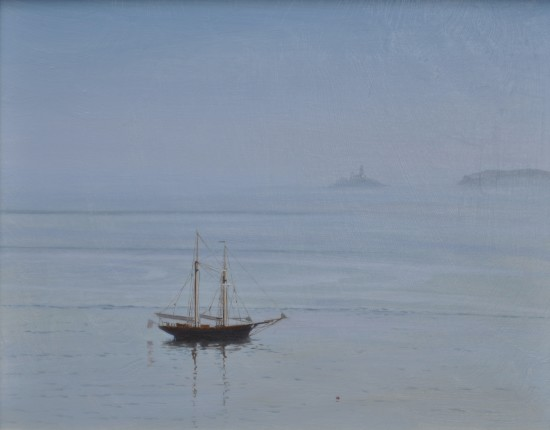 <span class=&#34;artist&#34;><strong>Carl Laubin</strong></span>, <span class=&#34;title&#34;><em>Topsail schooner, St. Ives 1</em></span>