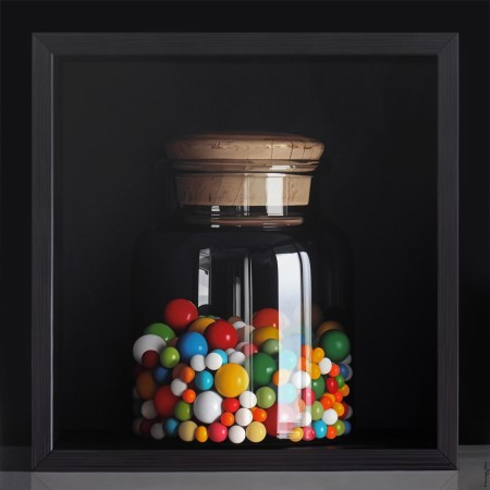 <span class=&#34;artist&#34;><strong>Pedro Campos</strong></span>, <span class=&#34;title&#34;><em>Sweet Candies</em></span>