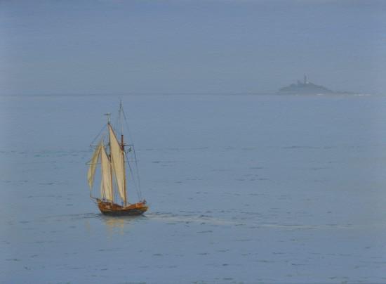 <span class=&#34;artist&#34;><strong>Carl Laubin</strong></span>, <span class=&#34;title&#34;><em>Topsail schooner, St. Ives 2</em></span>