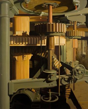 <span class=&#34;artist&#34;><strong>Carl Laubin</strong></span>, <span class=&#34;title&#34;><em>The Hursting, Stotfold Mill</em></span>
