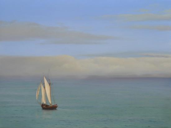 <span class=&#34;artist&#34;><strong>Carl Laubin</strong></span>, <span class=&#34;title&#34;><em>Topsail schooner, St. Ives 3</em></span>