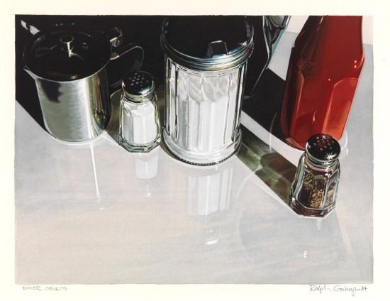 <span class=&#34;artist&#34;><strong>Ralph Goings</strong></span>, <span class=&#34;title&#34;><em>Diner Objects</em></span>