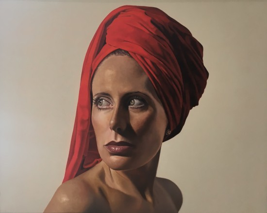 <span class=&#34;artist&#34;><strong>Toby Boothman</strong></span>, <span class=&#34;title&#34;><em>Girl with the Red Turban</em></span>