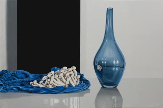 <span class=&#34;artist&#34;><strong>Elena Molinari</strong></span>, <span class=&#34;title&#34;><em>Shimeiji and Blue</em></span>