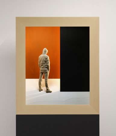<span class=&#34;artist&#34;><strong>Peter Demetz</strong></span>, <span class=&#34;title&#34;><em>The Right Way</em>, 2017</span>
