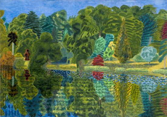 <span class=&#34;artist&#34;><strong>Adrian Berg</strong></span>, <span class=&#34;title&#34;><em>Stourhead, 29th June</em>, 1993</span>