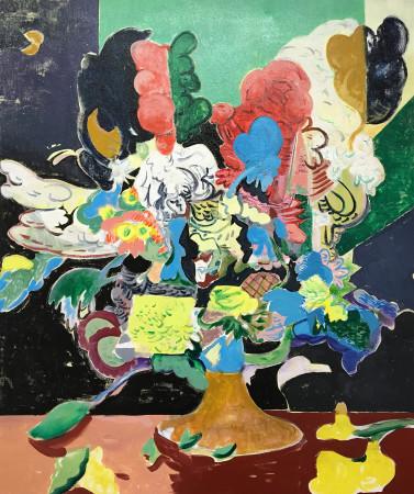<span class=&#34;artist&#34;><strong>David Price</strong></span>, <span class=&#34;title&#34;><em>Still Life, June</em>, 2018</span>