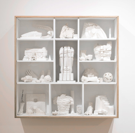 <span class=&#34;artist&#34;><strong>Eduardo Paolozzi</strong></span>, <span class=&#34;title&#34;><em>WunderKammer II</em>, c. 1990-2000</span>