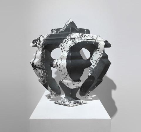 <span class=&#34;artist&#34;><strong>Nick Hornby</strong></span>, <span class=&#34;title&#34;><em>Mask (de Kooning)</em>, 2018</span>