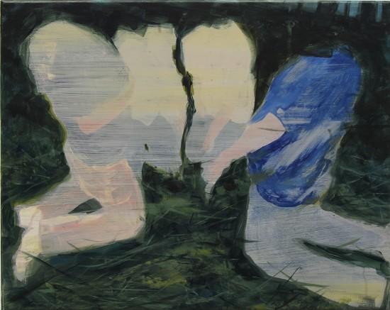 <p>Tony Bragg,&#160;<i>Jerksession</i>, 2014</p><p>Acrylic on canvas, 16 x 20 in.</p><p>brag003</p>