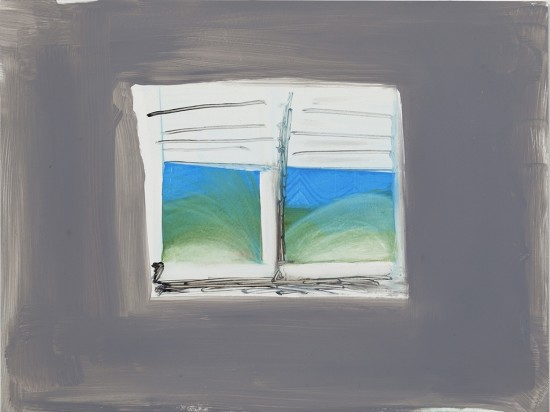 <p>Katie Darby Slater,&#160;<i>Grey Window</i>, 2015</p><p>Oil on panel, 9 x 12 in.</p><p>dar002</p>