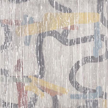 <p>Fernando Pezzino,&#160;<i>Intersticios Nublados</i>, 2015</p><p>Oil on canvas, 62 x 62 in.</p><p>pez002</p>