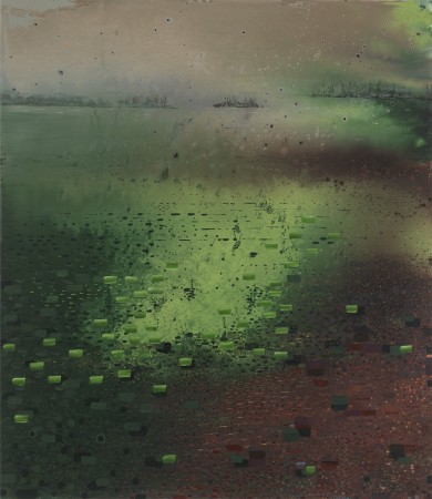 <p><b>Anne Neely</b><br /> <i>Bloom</i>, 2014&#160;&#160;&#160;&#160; <br /> Oil on linen<br /> 60 x 52 in.&#160;</p>