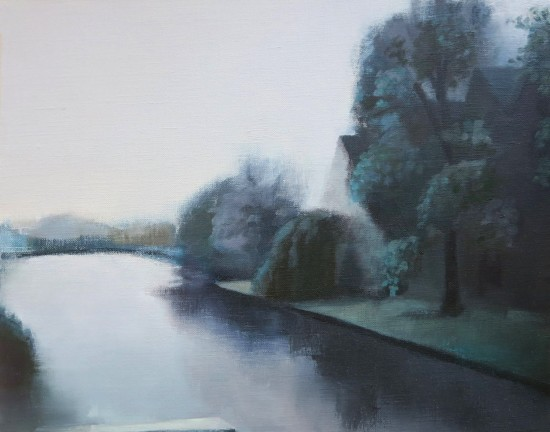 <p><strong>Stephanie London</strong></p><div class=&#34;page&#34; title=&#34;Page 3&#34;><div class=&#34;layoutArea&#34;><div class=&#34;column&#34;><em>River Spree</em><span>, 2014</span><br /><p>Oil on linen</p><p><span>14 x 18 inches&#160;</span></p></div></div></div>