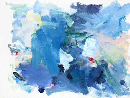 <p><strong>Yolanda Sanchez</strong></p><p><em>On the Inner Plane #1,</em> 2013</p><p>oil on canvas</p><p>22 x 30 in</p>