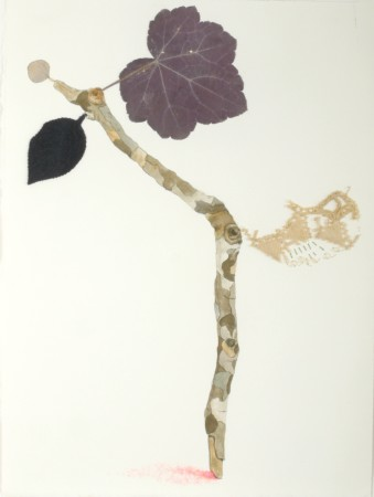 <p><strong>Marilla Palmer</strong></p><p><em>Sycamore Bow</em>, 2011</p><p>mixed media</p><p>12x 9 in</p>