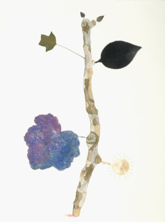 <p><strong>Marilla Palmer</strong></p><p><em>Sycamore Upright</em>, 2011</p><p>mixed media</p><p>12x 9 in</p>