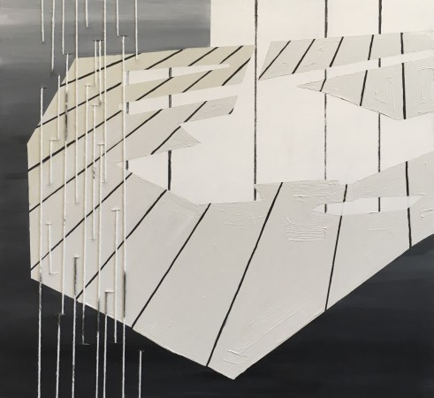 <p>Gina Occhiogrosso, &#34;How much silence is too much&#34;</p>