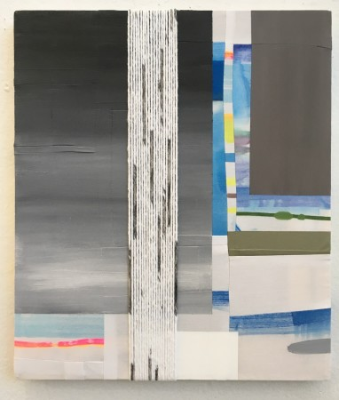 <p>Gina Occhiogrosso, &#34;Trying not to cry&#34;</p>