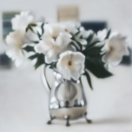 <p>Ben Schonzeit</p><p>&#34;Peonies Blur&#34;</p><p>84 x 84 cm</p><p>Acrylic on polyester</p>