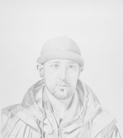 <p>Philip Harris</p><p>&#34;S.P (Study)&#34;</p><p>Pencil on paper</p><p>110 x 110 cm</p>